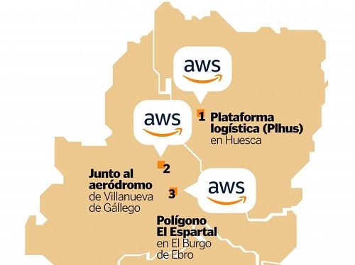 Amazon Web Services Aragón